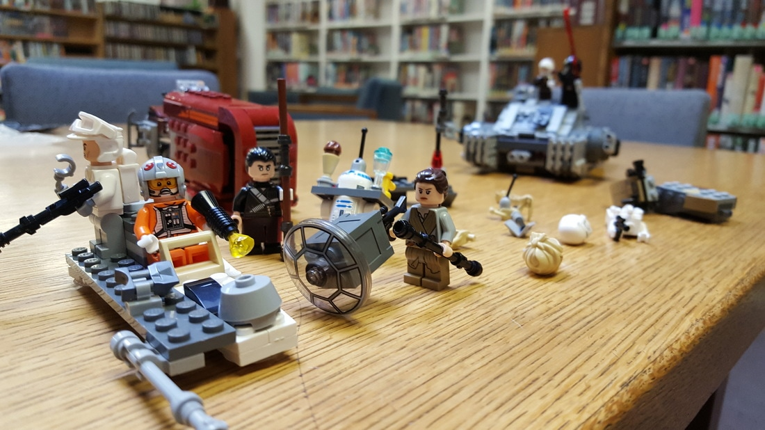Lego Club - Churubusco Public Library